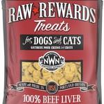 Northwest Naturals Northwest Naturals Freeze-dried Raw Rewards Beef Liver Treat 3 OZ