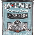 Northwest Naturals Northwest Naturals Freeze-dried Raw Rewards Minnows Treat 1 OZ