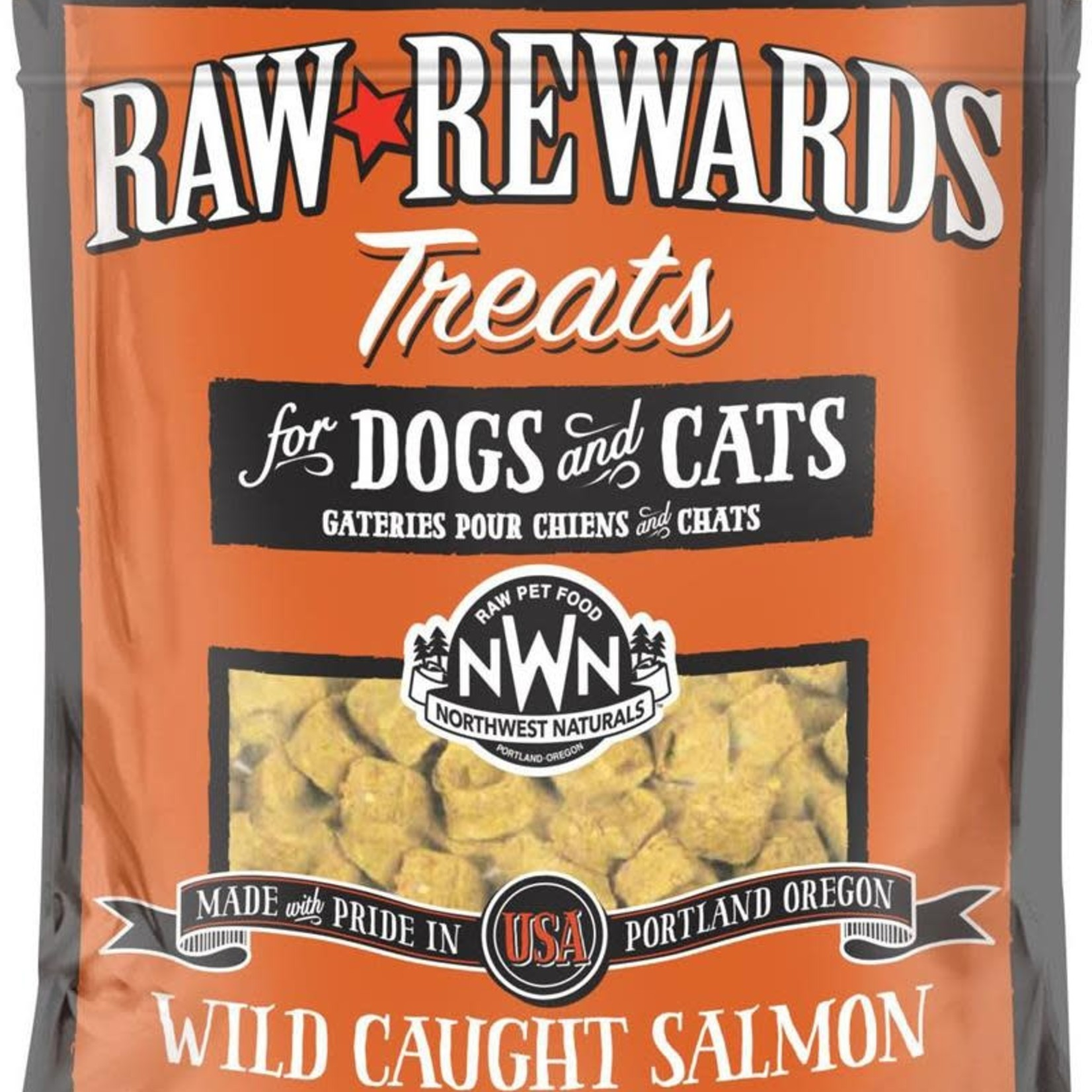 Northwest Naturals Northwest Naturals Freeze-dried Raw Rewards Salmon Treat 2.5 OZ
