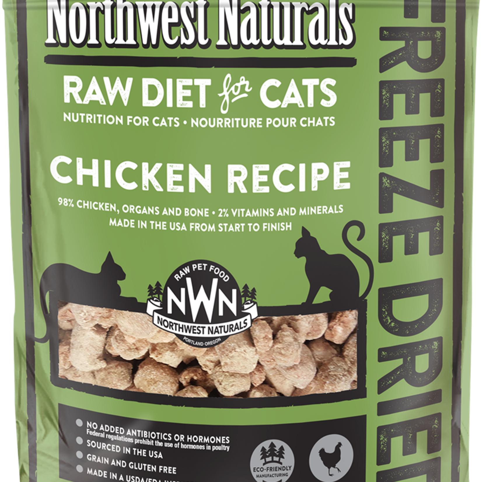 Northwest Naturals Northwest Naturals Freeze-dried Cat Chicken Nibbles 4 OZ