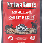 Northwest Naturals Northwest Naturals Frozen Cat Rabbit Nibbles 2#
