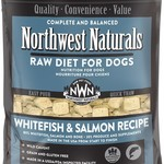 Northwest Naturals Northwest Naturals Dog Frozen Whitefish & Salmon Nuggets 6#