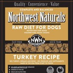 Northwest Naturals Northwest Naturals Dog Frozen Turkey Nuggets 6#