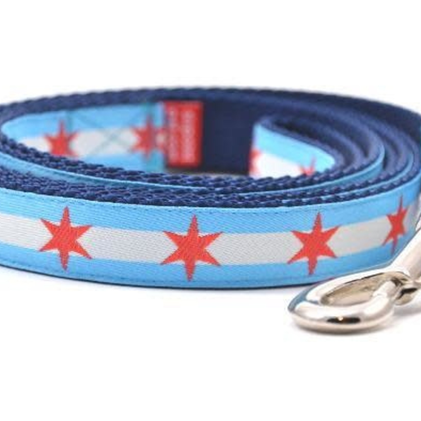 Six Point Pet Six Point Pet Chicago Flag Lead Small