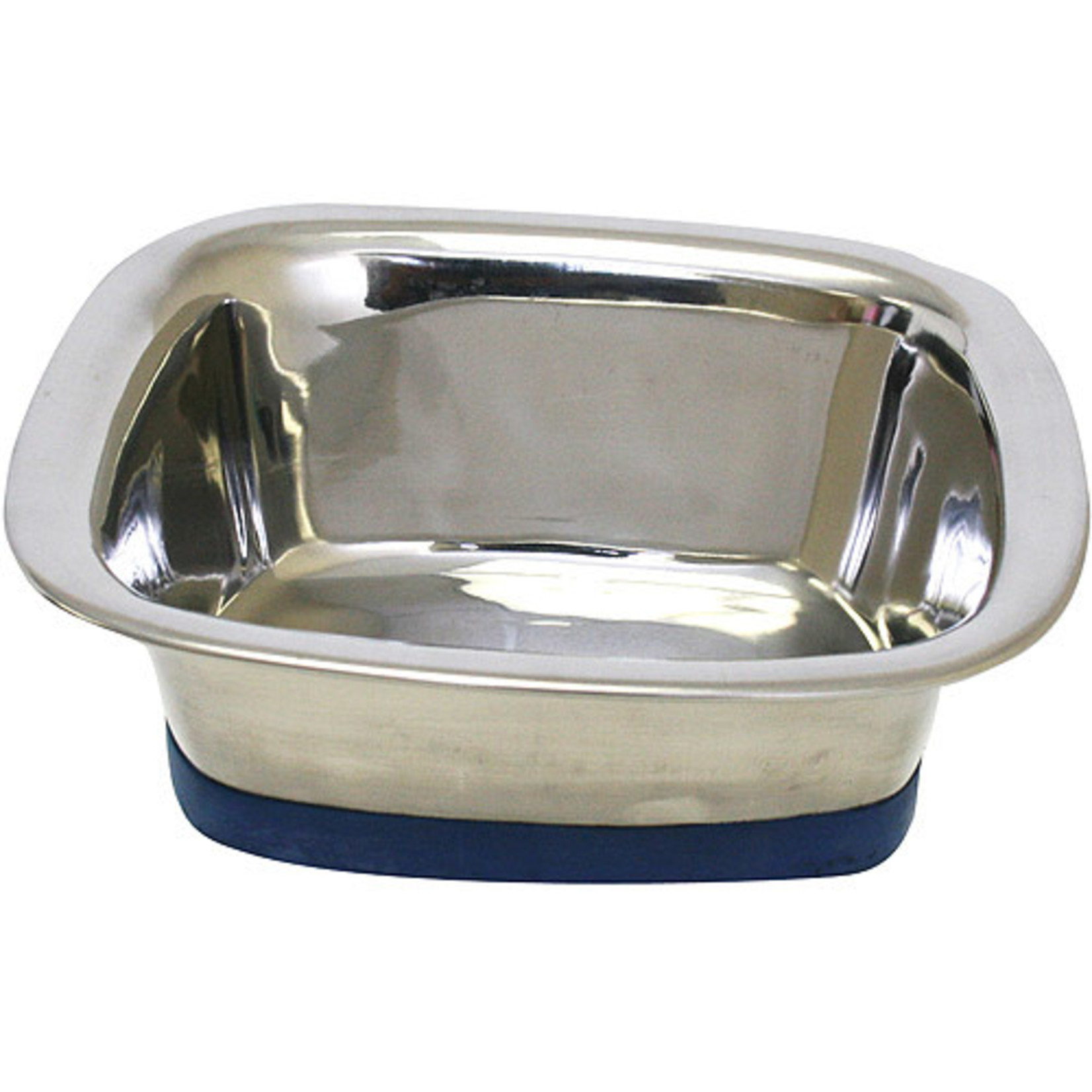 Our Pets Company Durapet Stainless Steel Bowl Square Medium