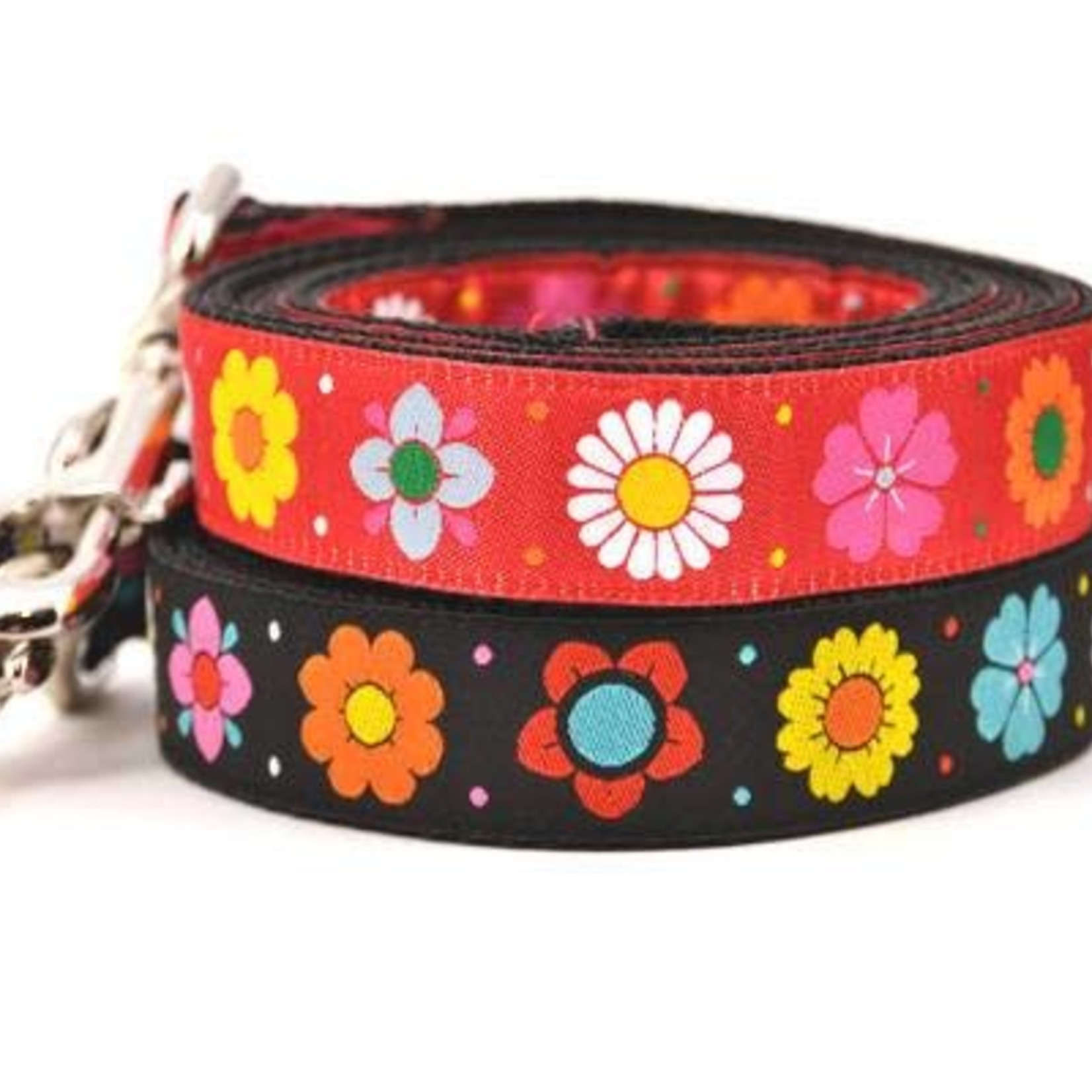 Six Point Pet Six Point Pet Daisy Chain Lead Red Large