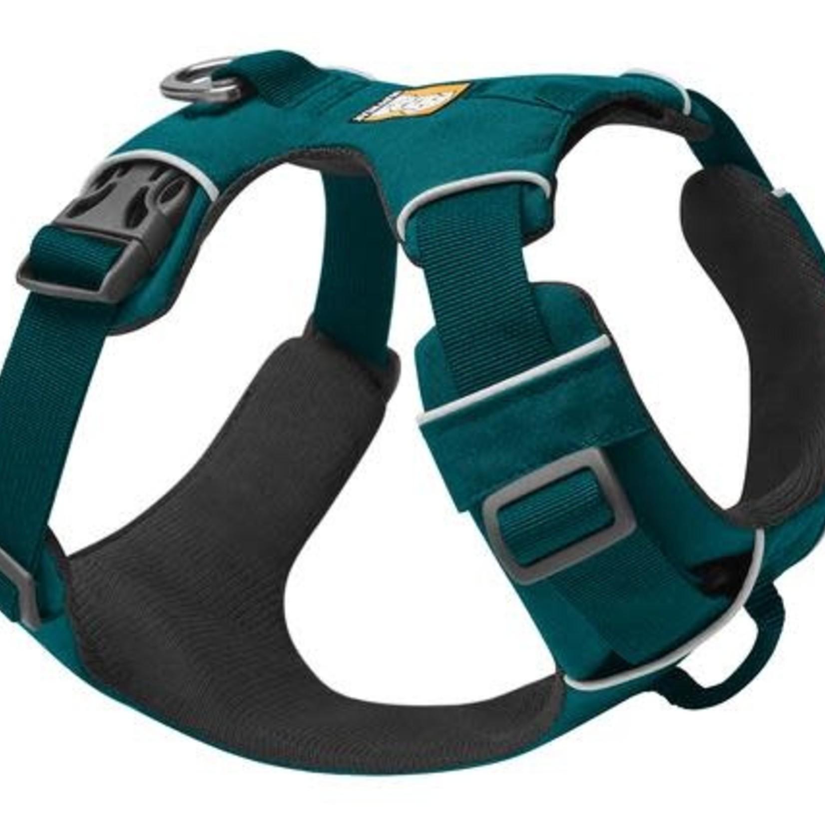 Ruff Wear Ruffwear Front Range Harness Tumalo Teal X-Small