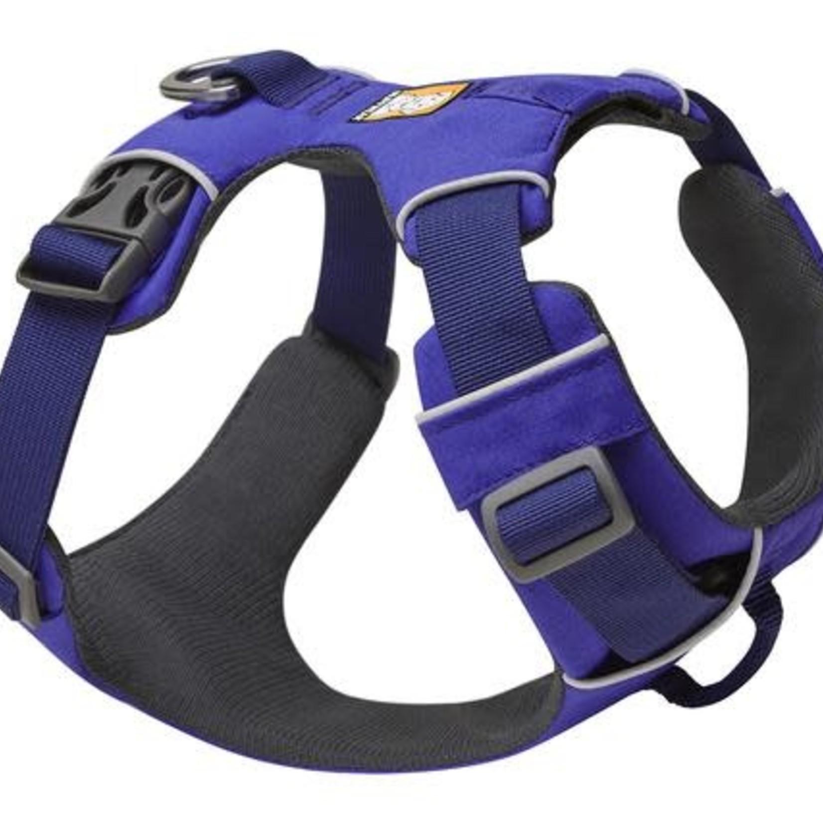 Ruff Wear Ruffwear Front Range Harness Huckleberry Blue Large / X-Large