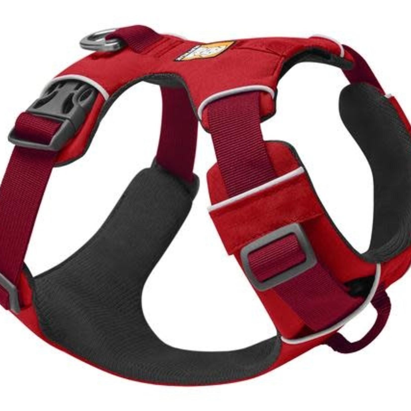Ruff Wear Ruffwear Front Range Harness Red Sumac X-Small