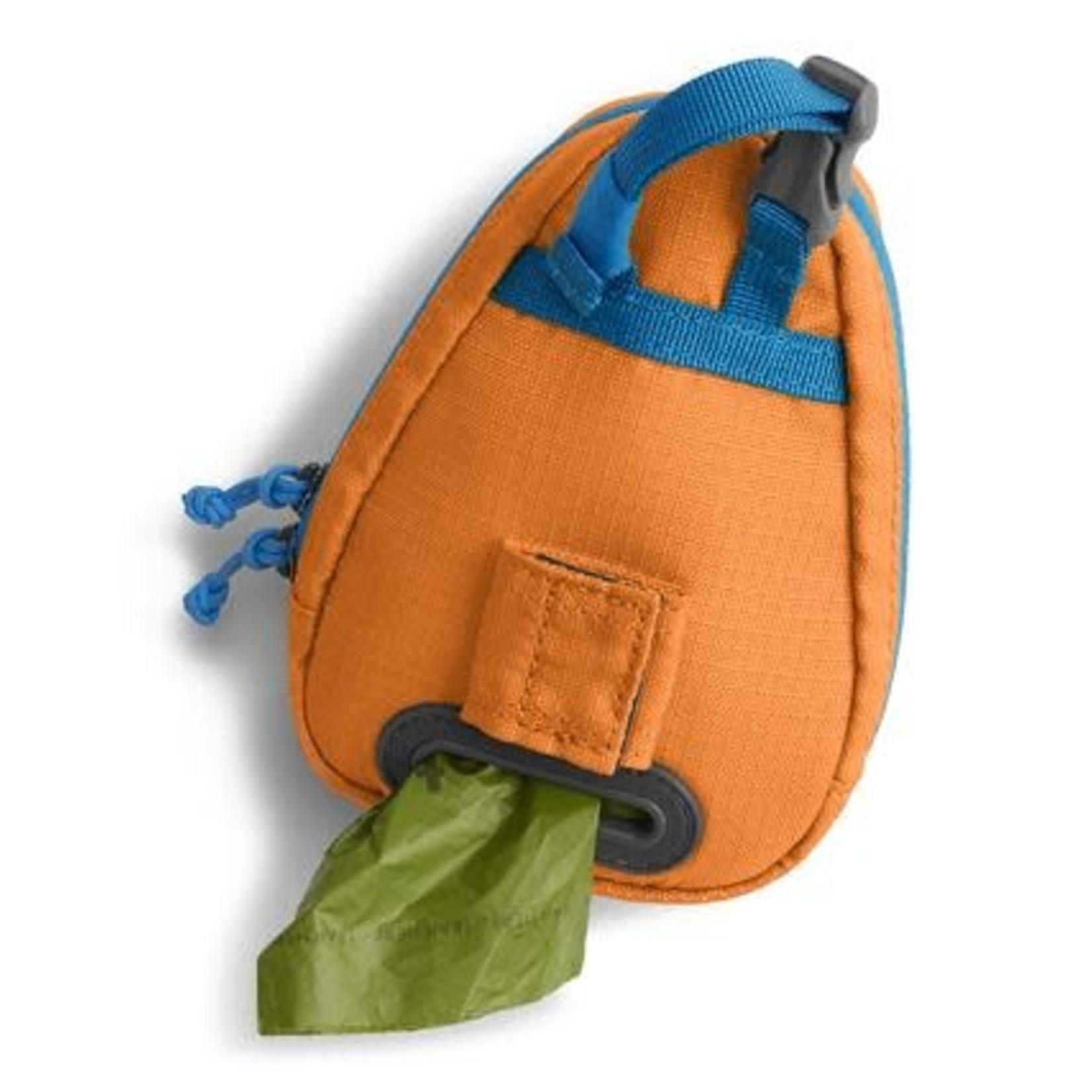 Ruff Wear Ruffwear Stash Bag Orange Poppy