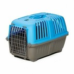 Midwest Homes MW Spree Pet Carrier Blue 22""