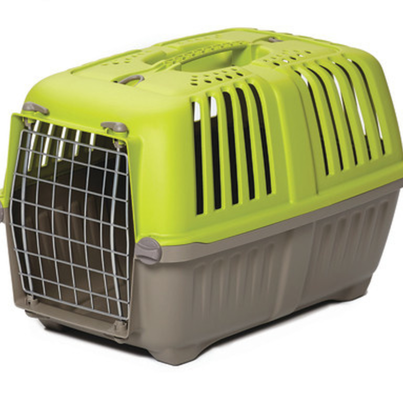 """Midwest Homes MW Spree Pet Carrier Green 22"""""""