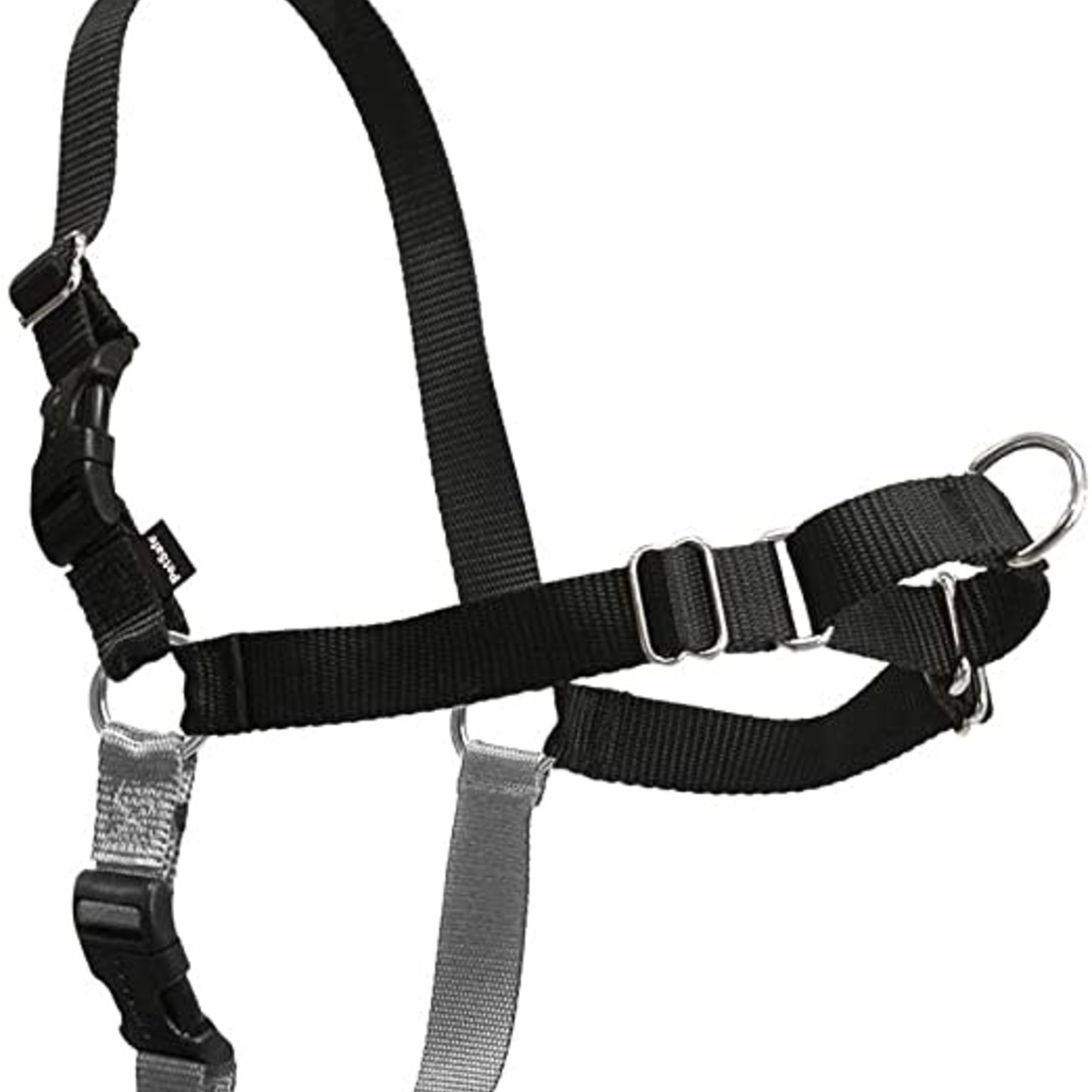Pet Safe / Radio Systems Corp. Easy Walk Harness Black Extra Large