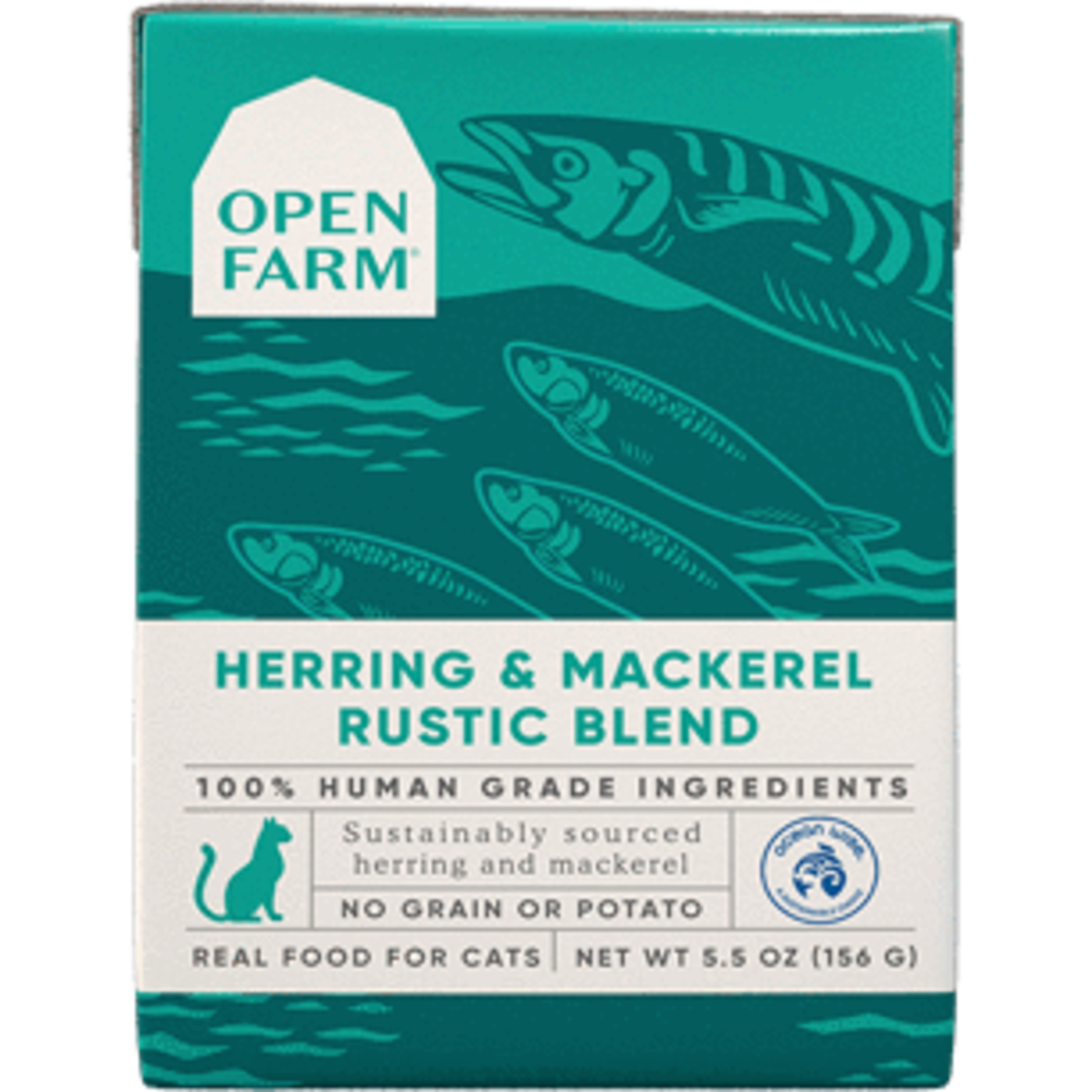 Open Farm Open Farm Cat Herring 5.5 OZ