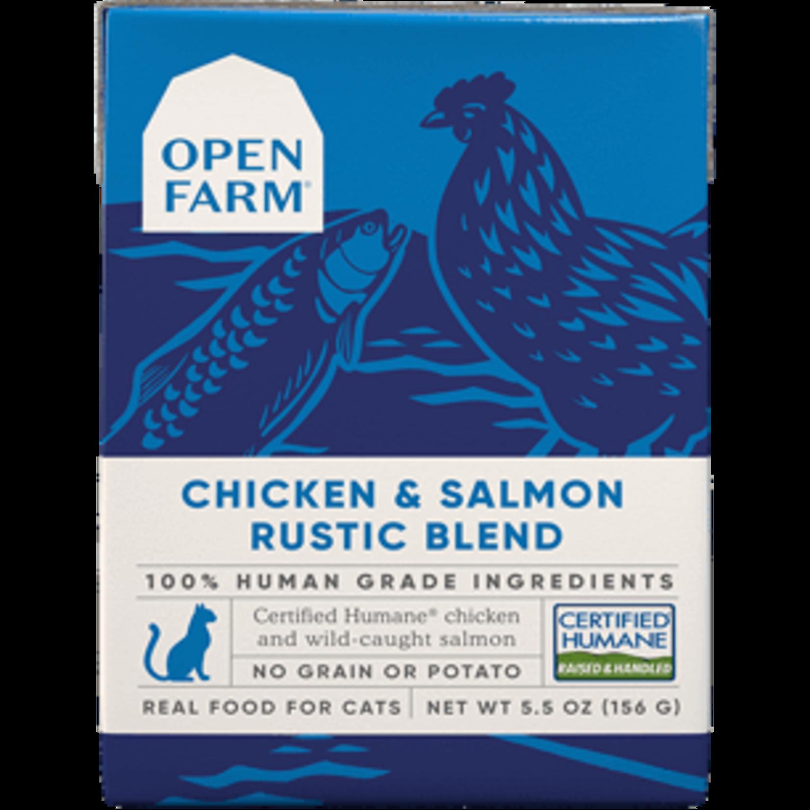 Open Farm Open Farm Cat Chicken & Salmon 5.5 OZ