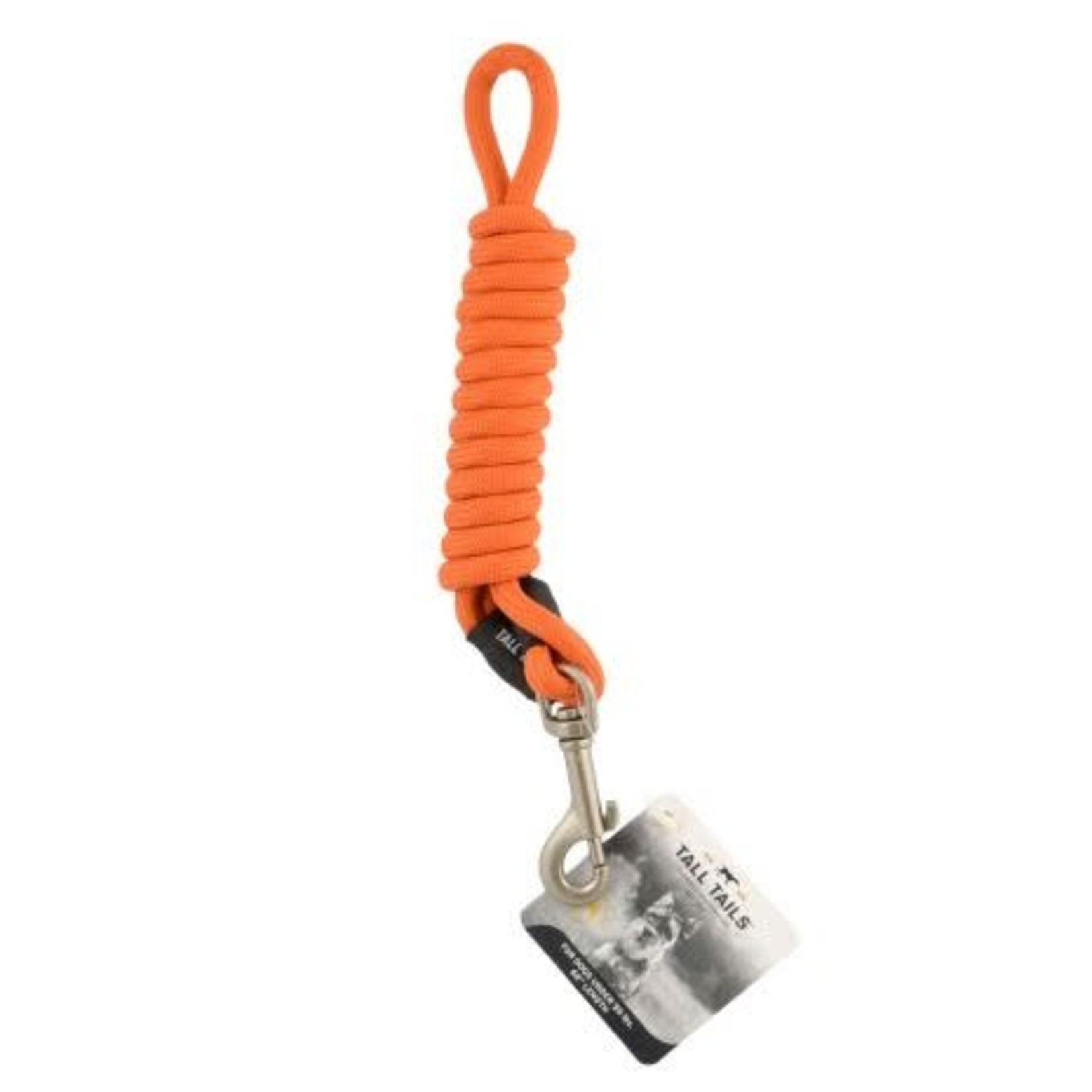 Tall Tails Tall Tails Rope Leash Orange Large