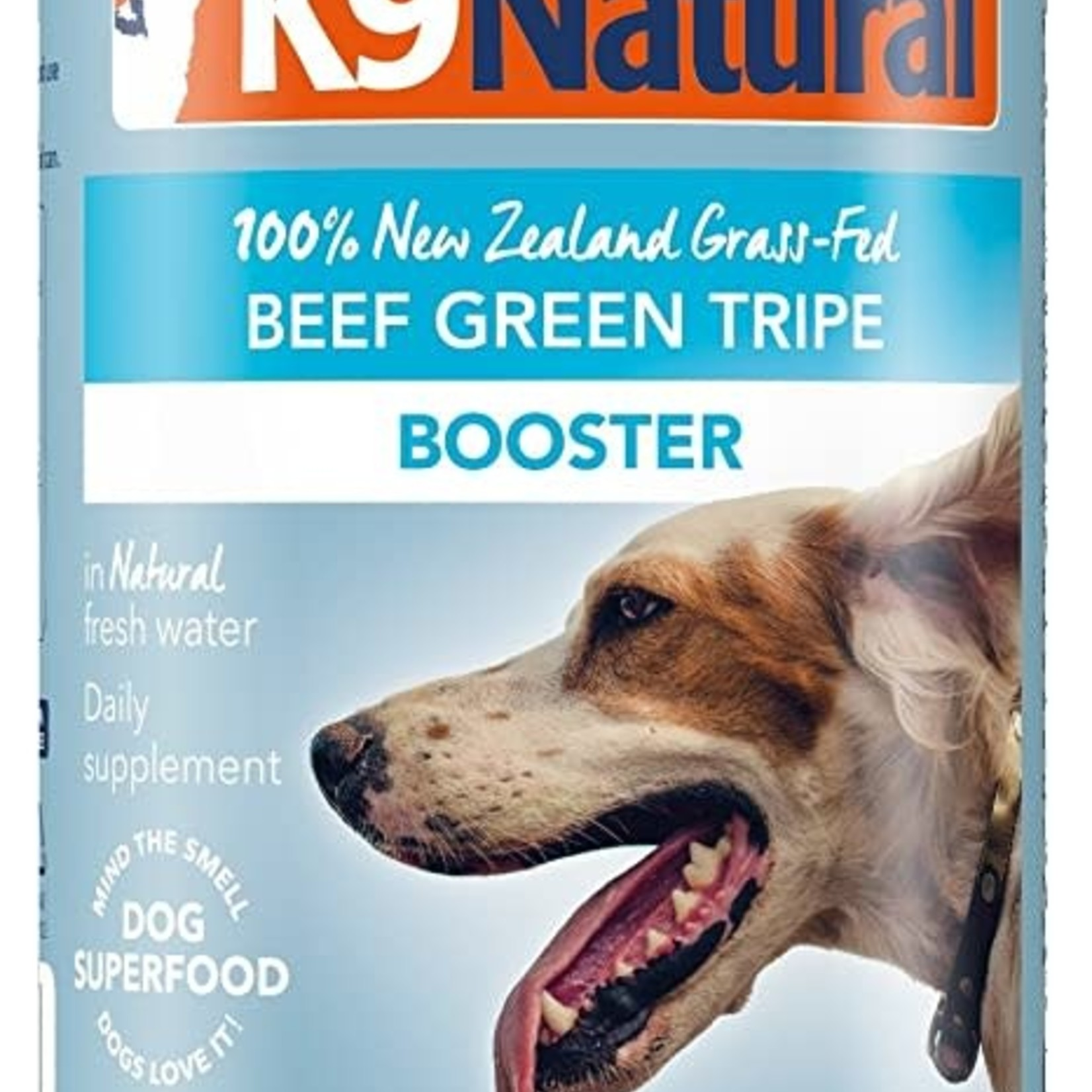 K9 Natural K9 Natural Beef Green Tripe Booster 13 OZ