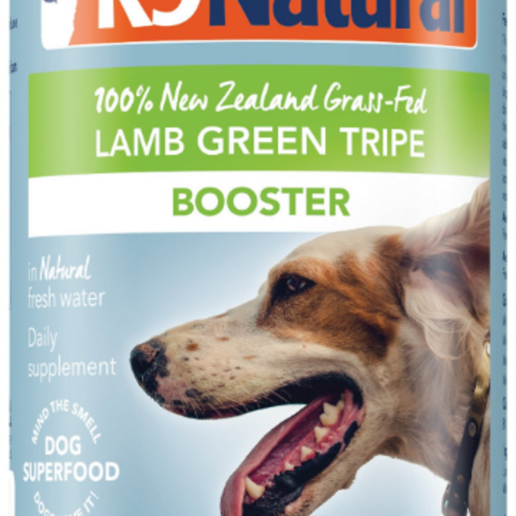 K9 Natural K9 Natural Lamb & Green Tripe Booster 13 OZ