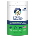 Under The Weather Under The Weather Bland Diet Hamburger, Rice & Sweet Potato 6 OZ