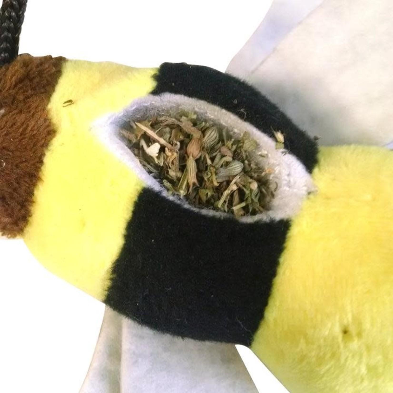 Meowijuana Meowijuana Catnip Get Buzzed Bee