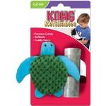 Kong Company Kong Cat Refillables Catnip Turtle