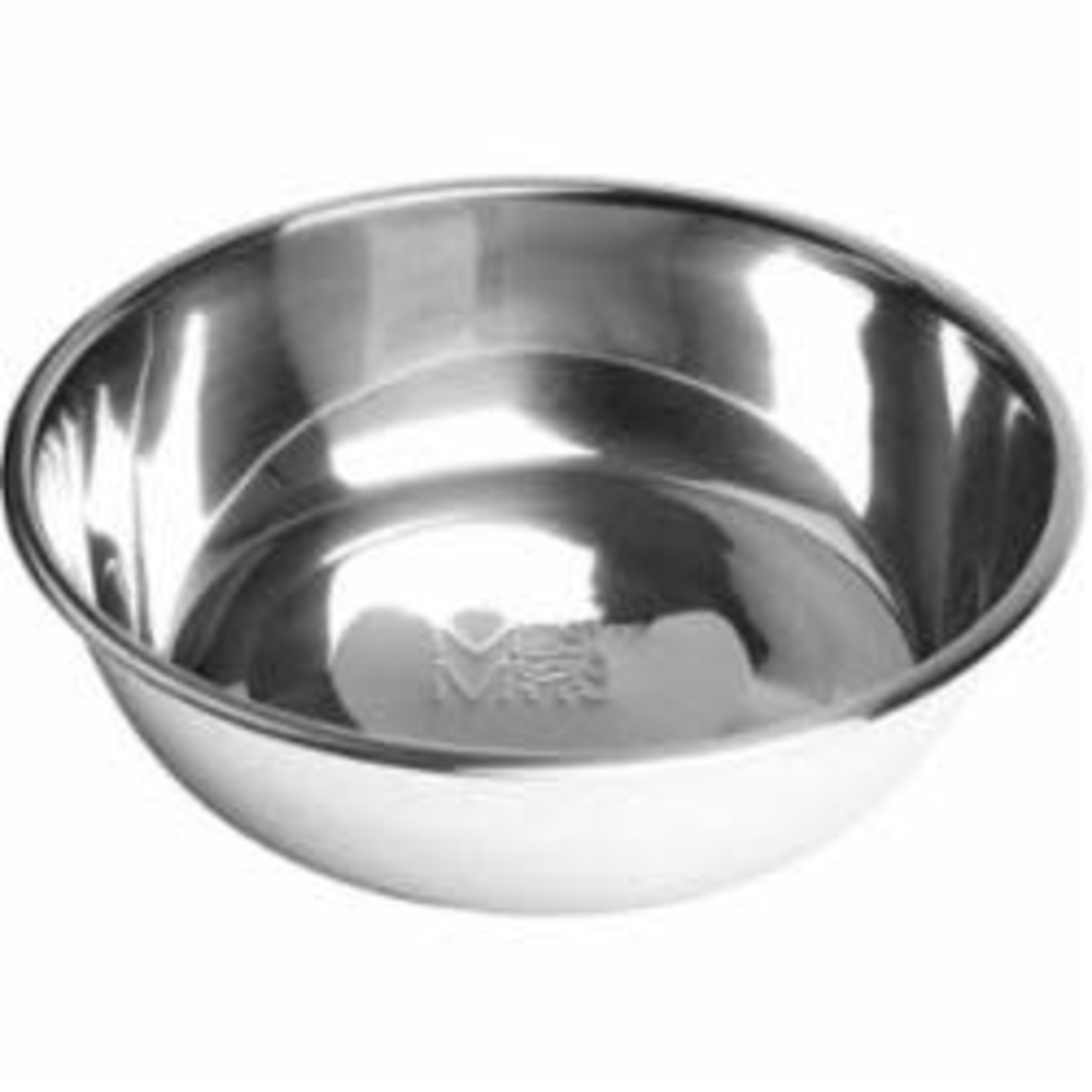 Messy Mutts Messy Mutts Stainless Steel Dog Bowl 6 CUP