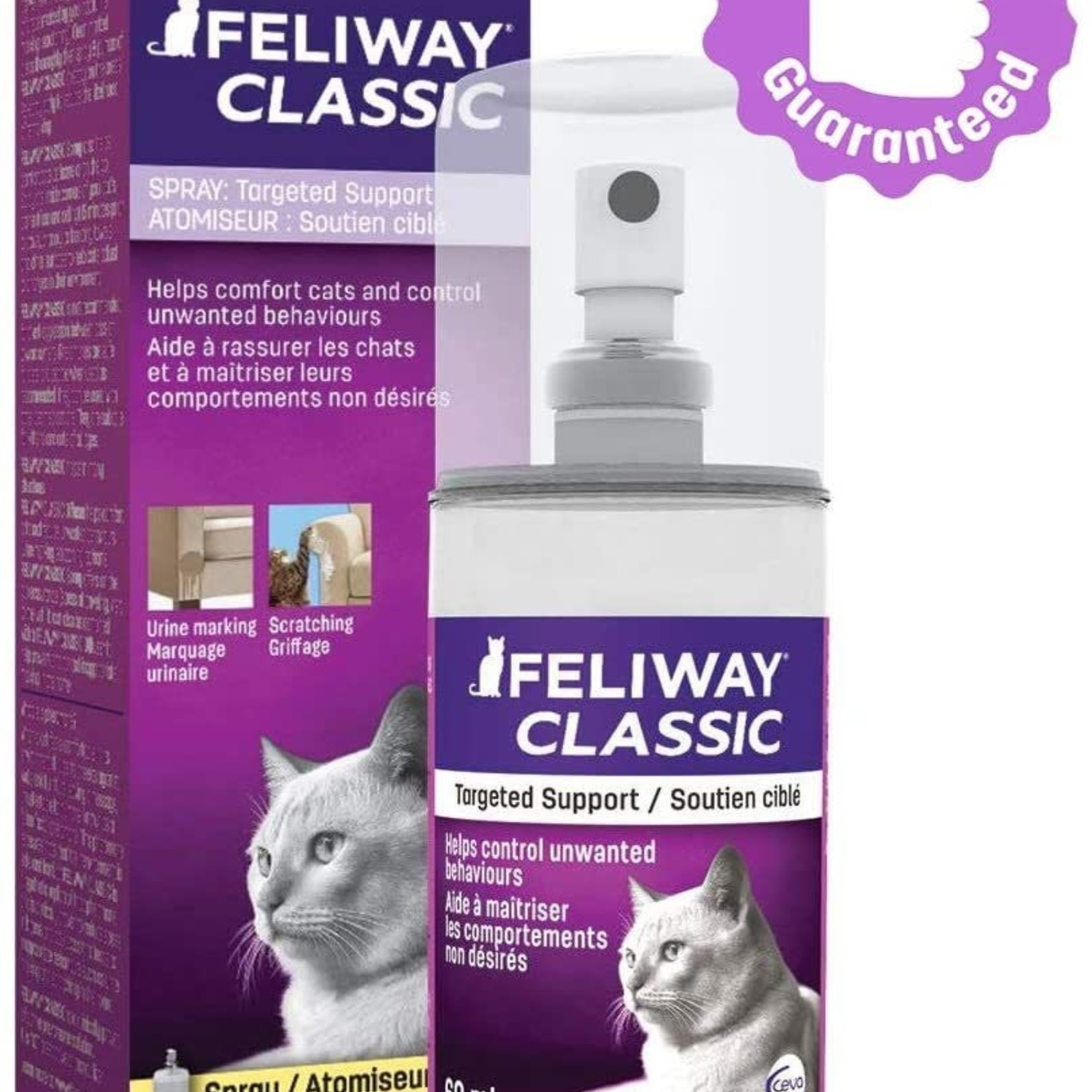 Farnam Feliway Cat Spray 60 ML