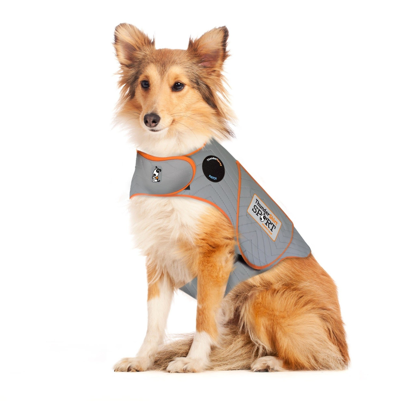 Thunder Works Thundershirt Dog Sport Platinum X-Large