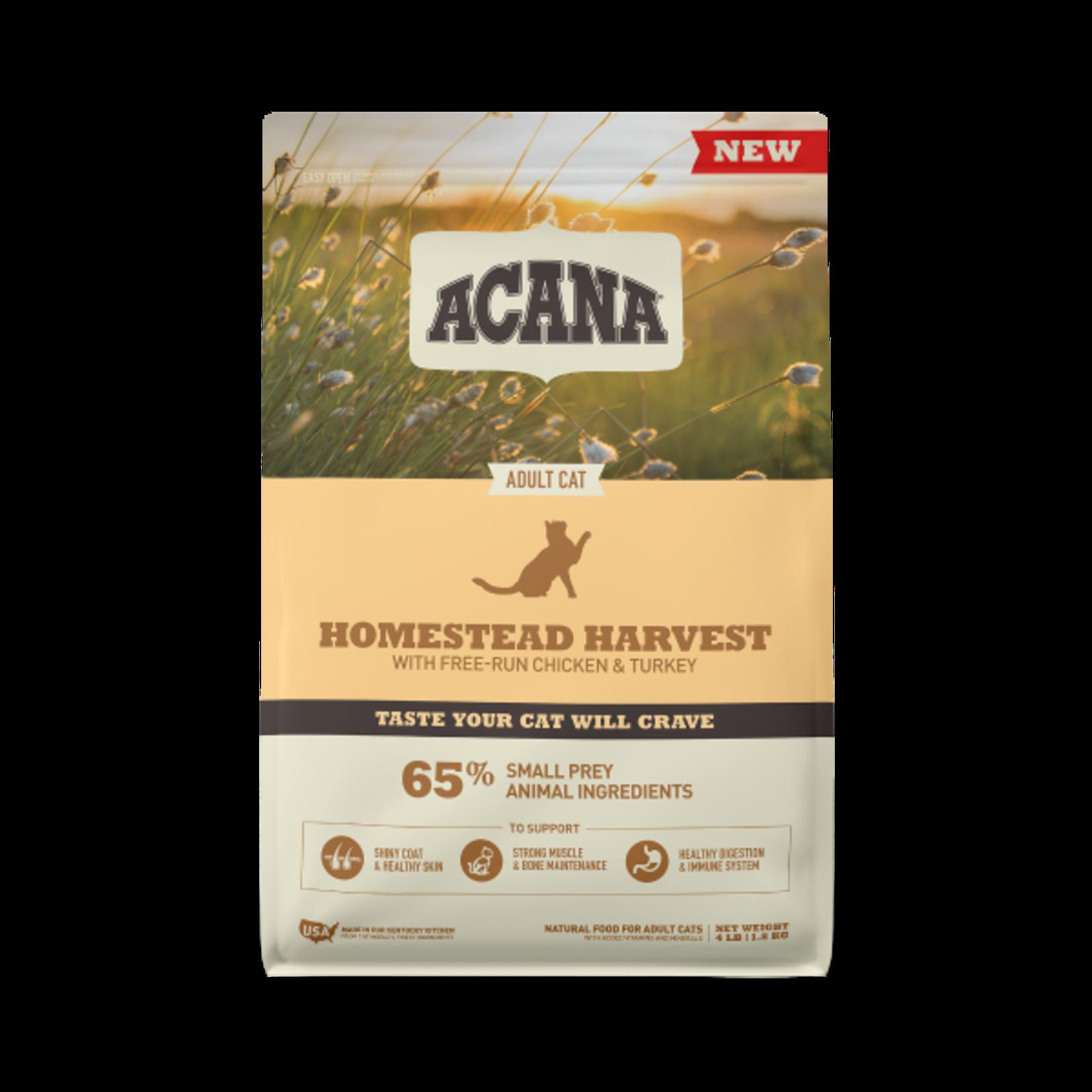 Champion Pet Foods Acana Cat Homestead Harvest 4#