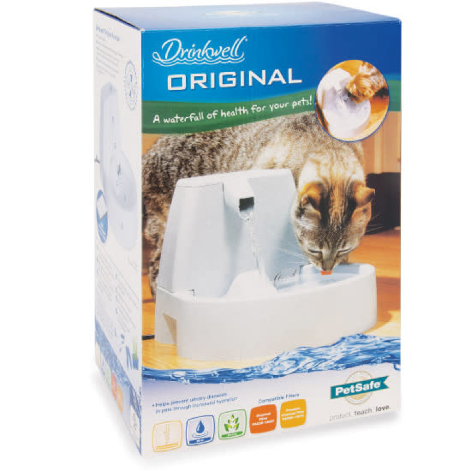 Pet Safe / Radio Systems Corp. Drinkwell Original Fountain 50 OZ