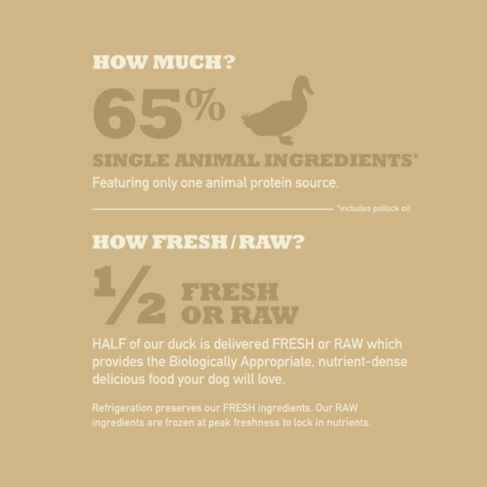 Champion Pet Foods Acana D Singles Duck & Pear 25#