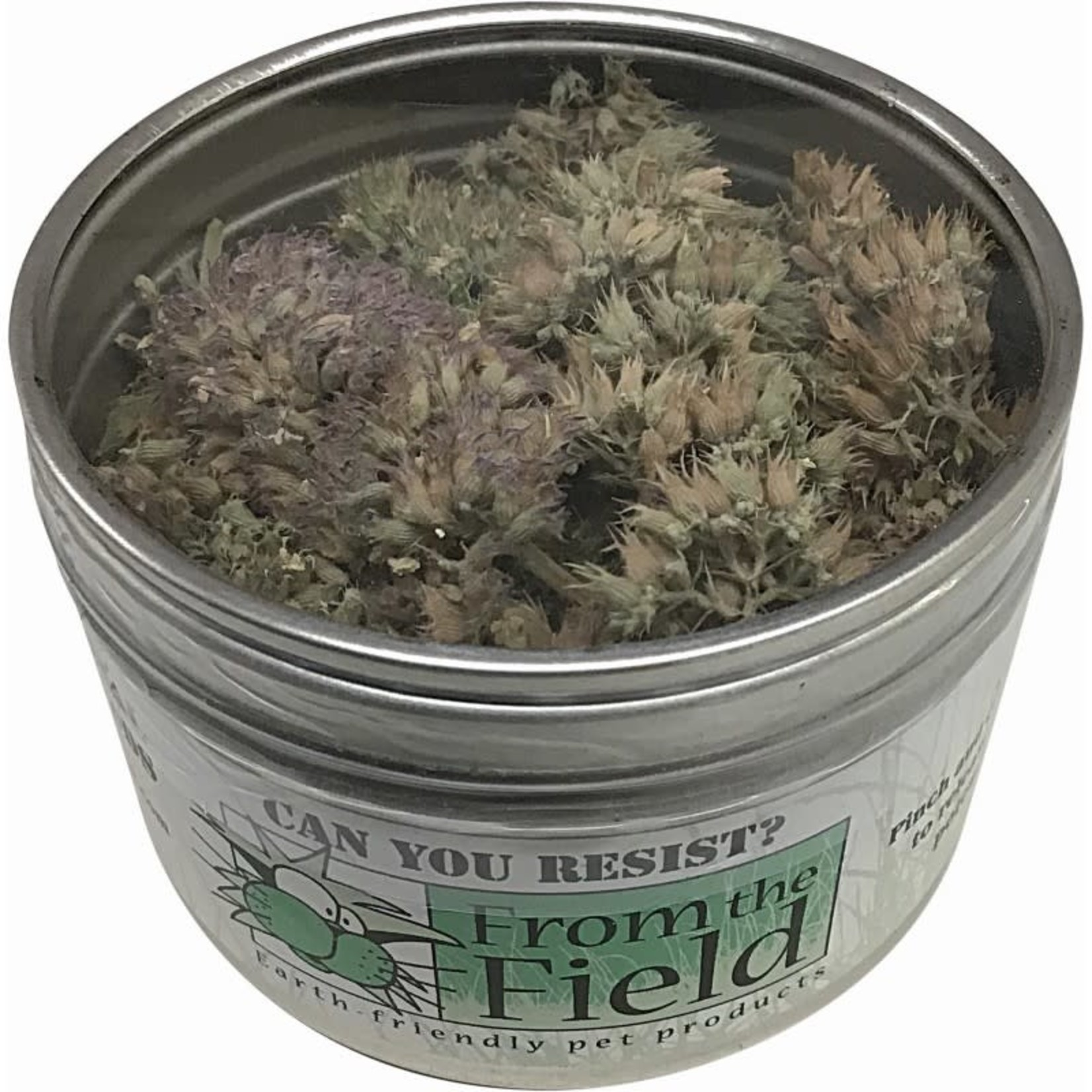 From The Field From The Field Can You Resist Catnip Buds .4 OZ Can