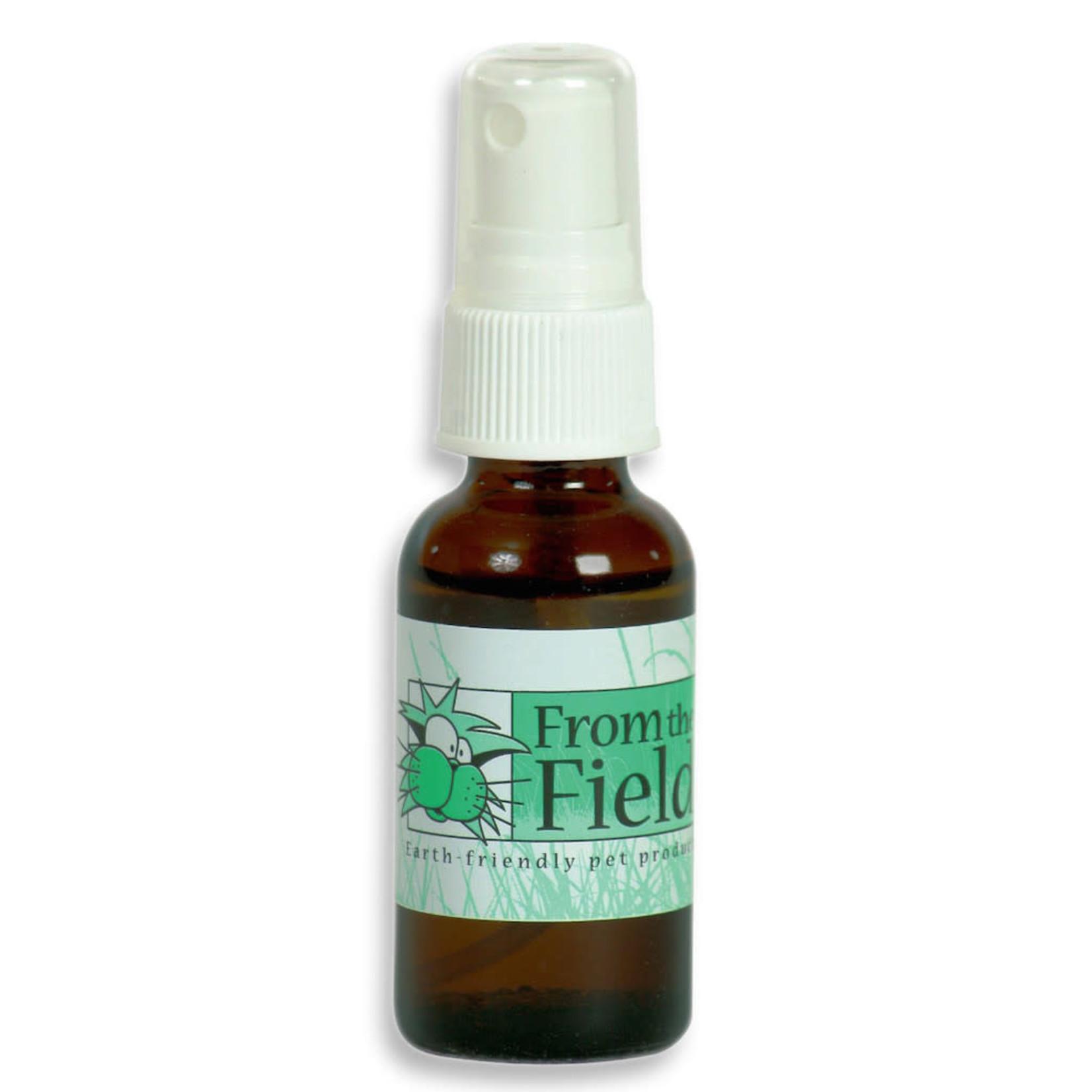 From The Field From The Field Catnip Essential Oil Rejuvenator Spray