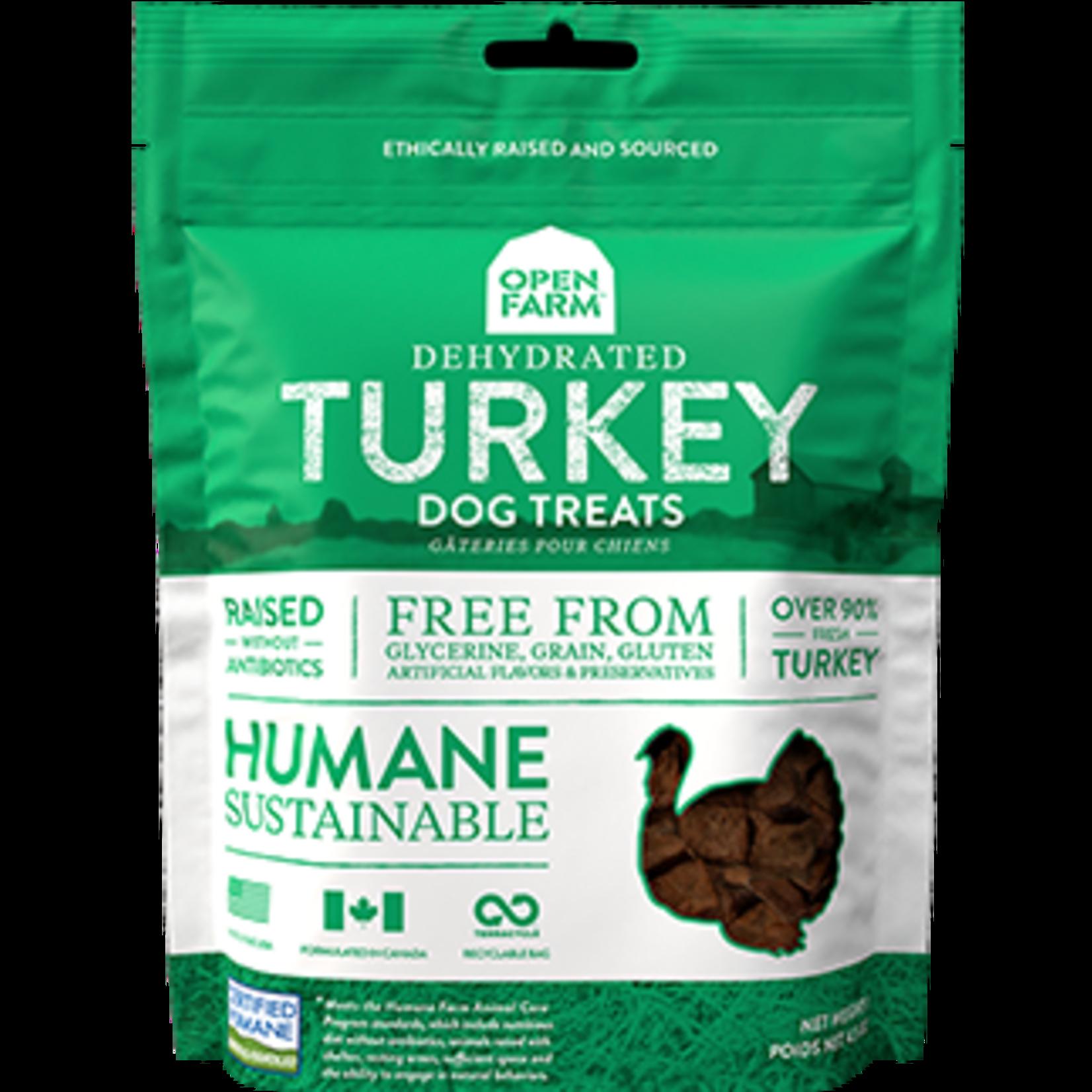 Open Farm Open Farm Dehydrated Turkey Treat 4.5 OZ