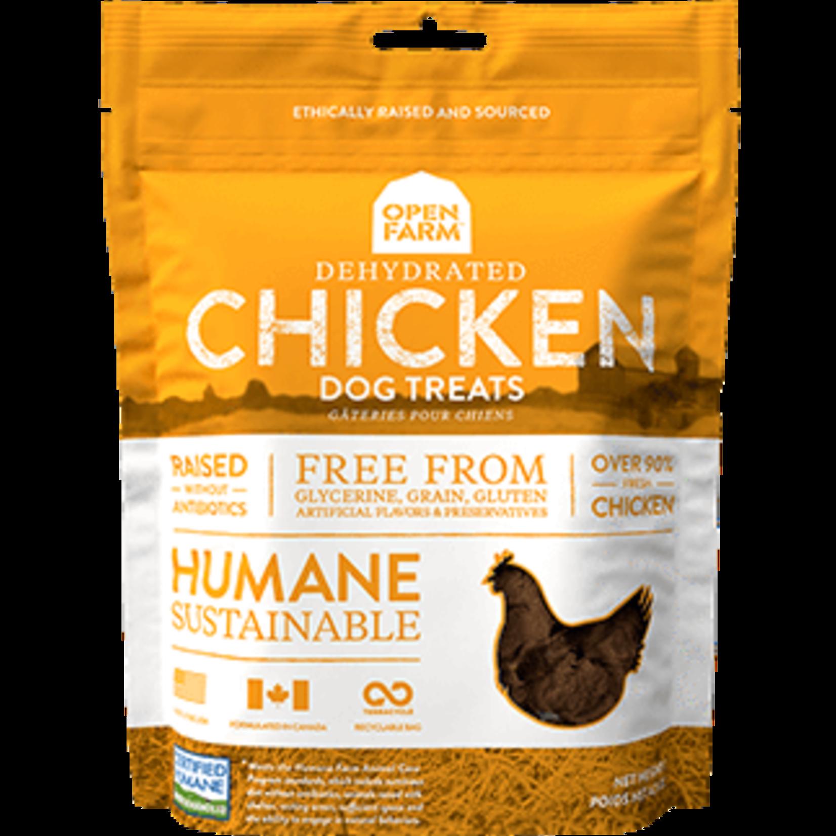 Open Farm Open Farm Dehydrated Chicken Treat 4.5 OZ