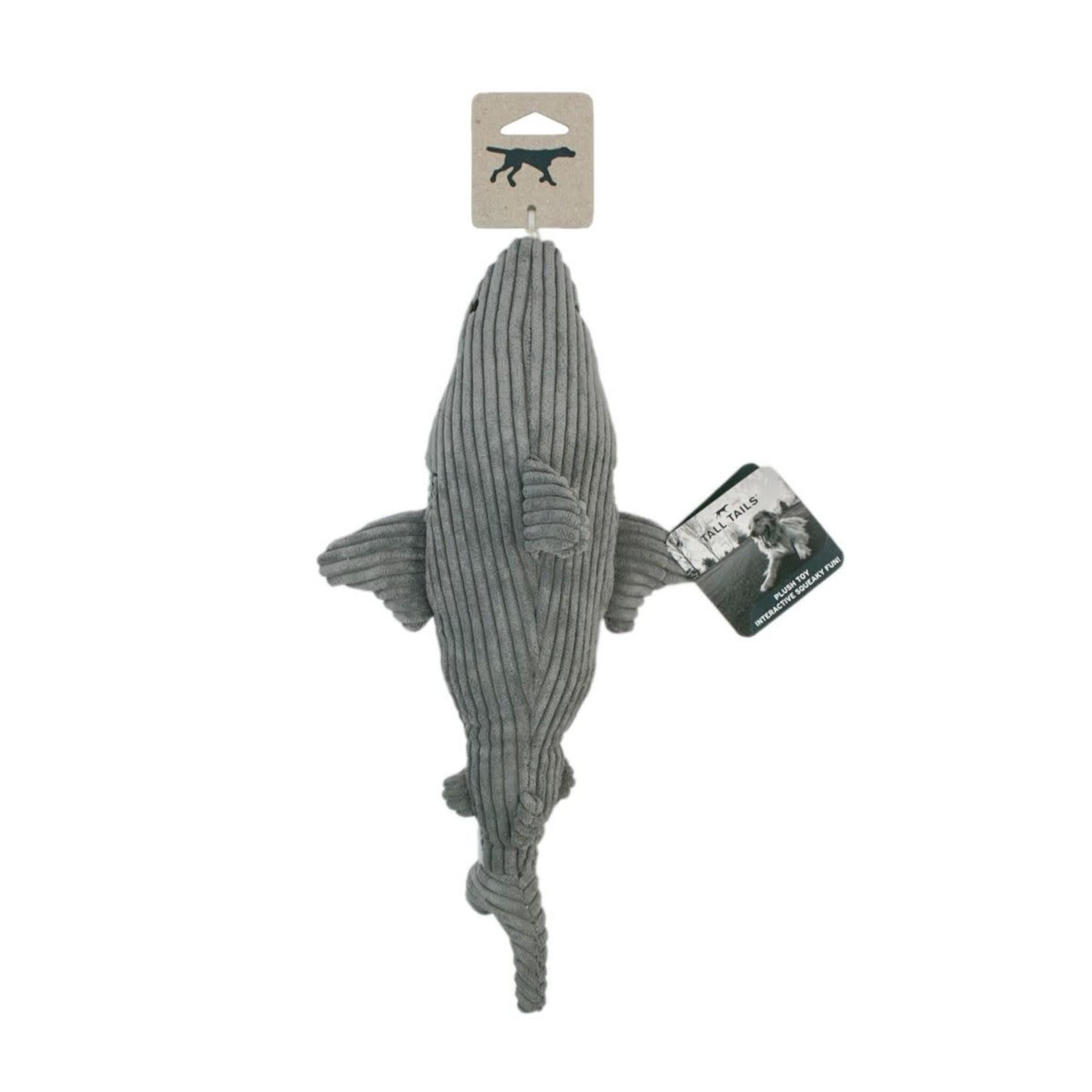 Tall Tails Tall Tails Plush Squeaker Crunch Shark