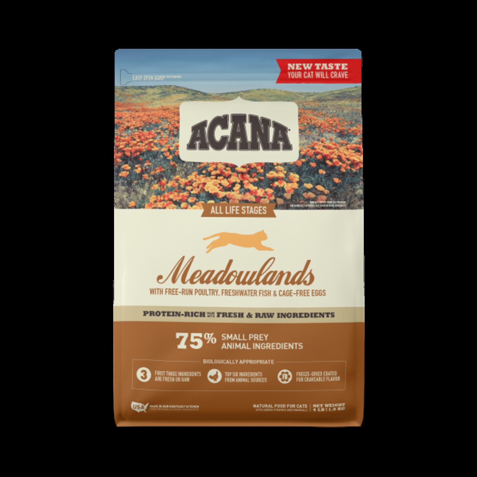 Champion Pet Foods Acana Cat Meadowlands 4#