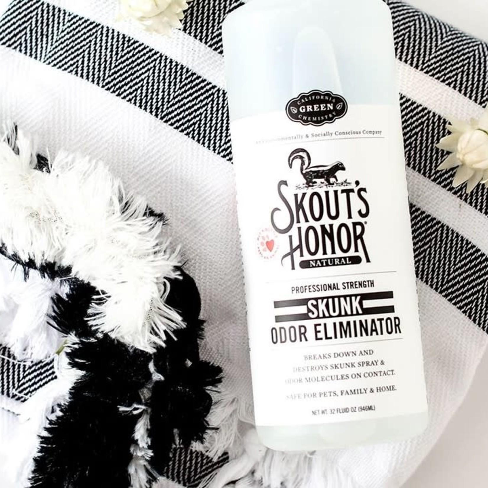 Skouts Honor Skouts Honor Skunk Odor Eliminator 32 OZ