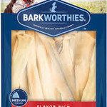 Barkworthies Barkworthies Dog Cow Tails 6 OZ