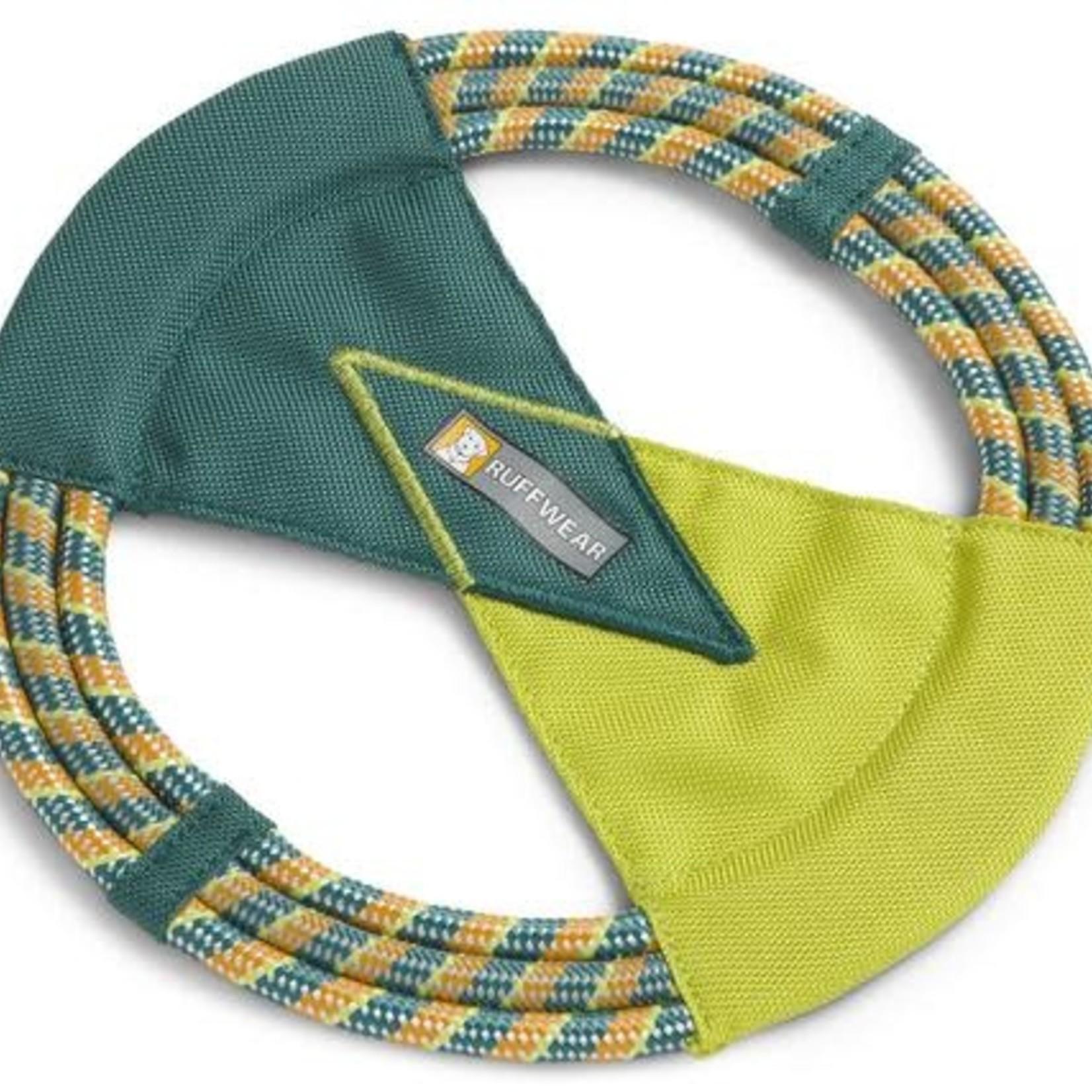 Ruff Wear Ruffwear Pacific Ring Rope Toy Tumalo Teal