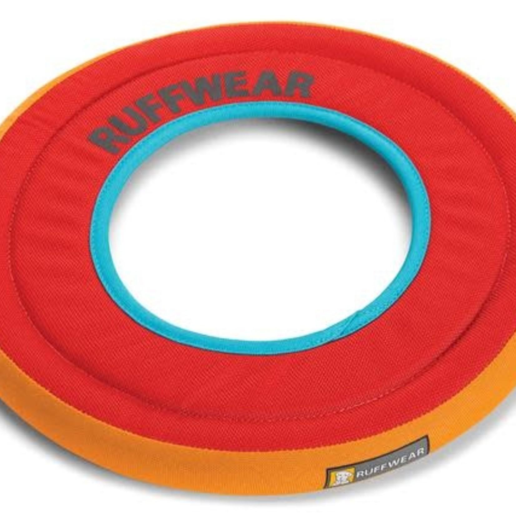 Ruff Wear Ruffwear Hydro Plane Floating Throw Toy Sockeye Red