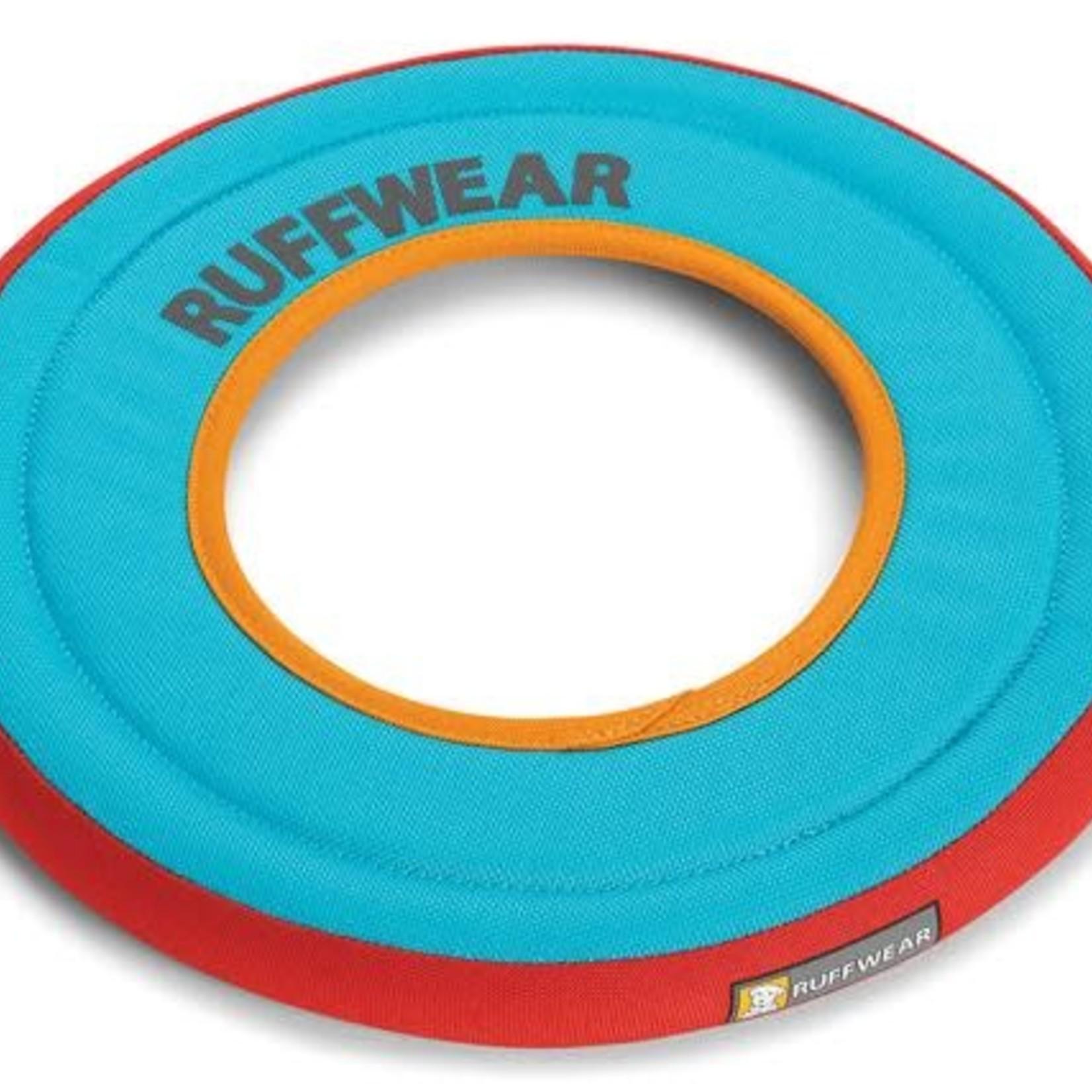 Ruff Wear Ruffwear Hydro Plane Floating Throw Toy Blue Atoll