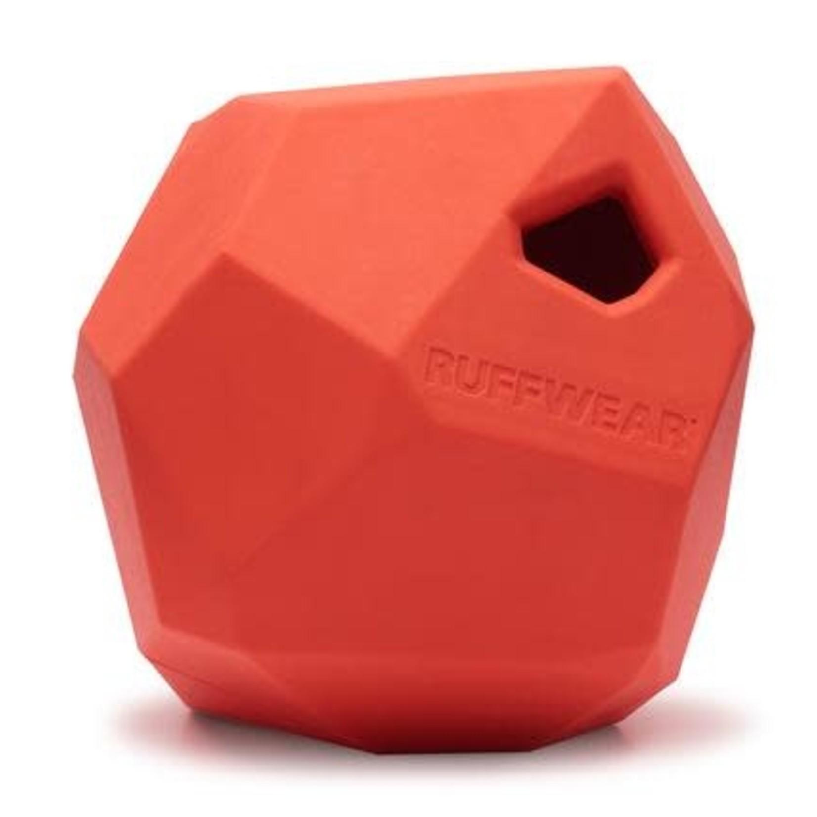 Ruff Wear Ruffwear Gnawt-a-Rock Sockeye Red