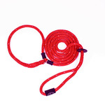 Harness Lead Harness Lead 2-In-1 Reflective Red Large
