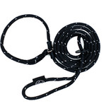 Harness Lead Harness Lead 2-In-1 Reflective Black Large