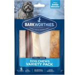 Barkworthies Barkworthies Small Breed Variety Pack 5 Pieces