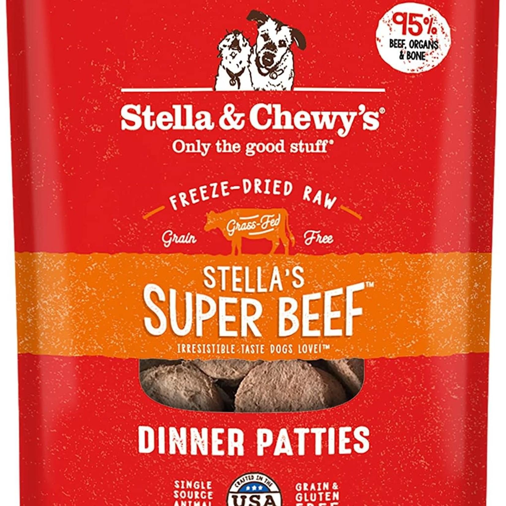 Stella & Chewys Stella Freeze-Dried Dog Dinner Beef 25 OZ