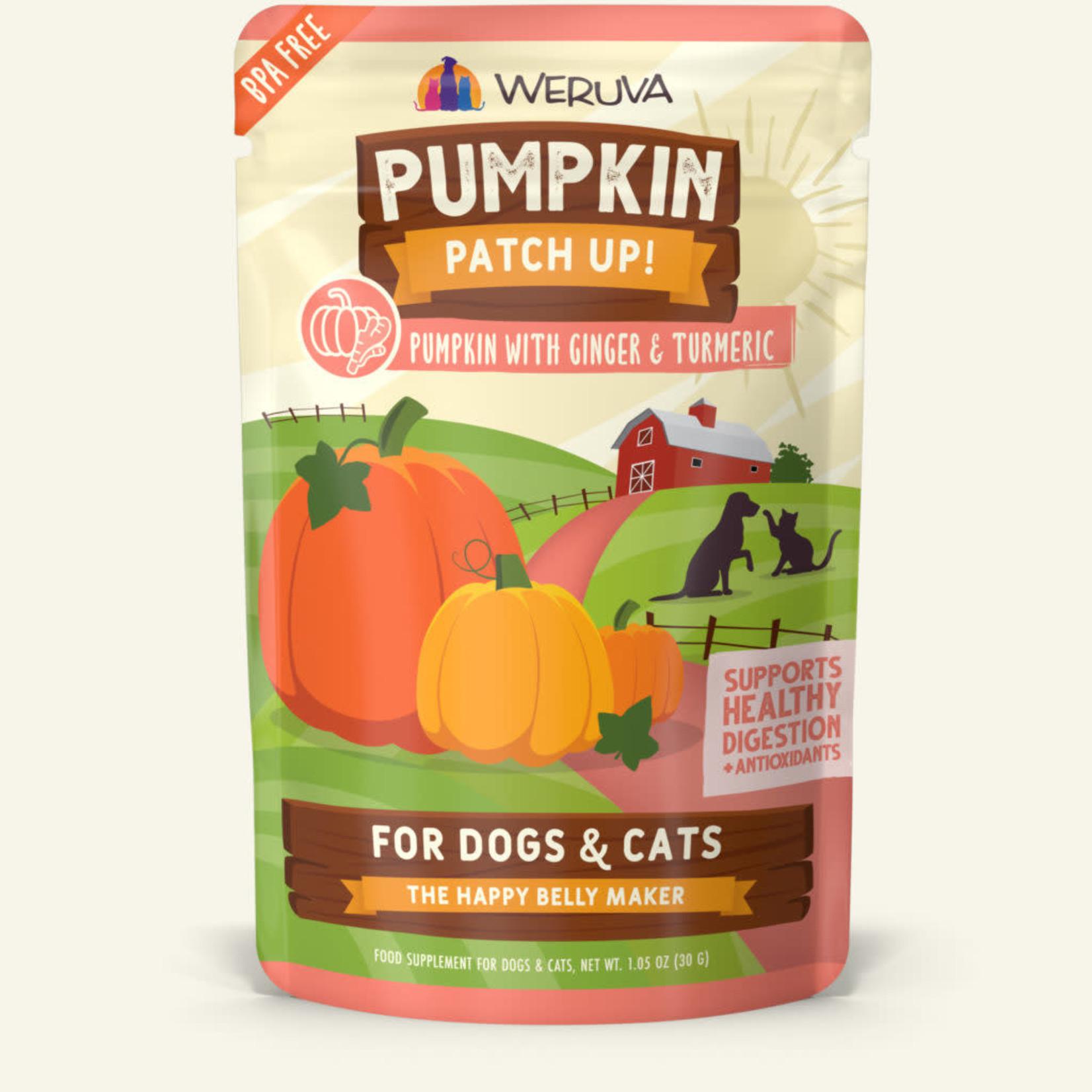 Weruva Inc. Weruva Pumpkin Patch Up Ginger & Turmeric 2.8 OZ