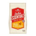 Stella & Chewys Stella & Chewy's Grain Free Chicken & Lentil 3#