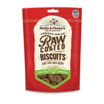 Stella & Chewys Stella & Chewy's Raw Coated Biscuits Duck 9 OZ